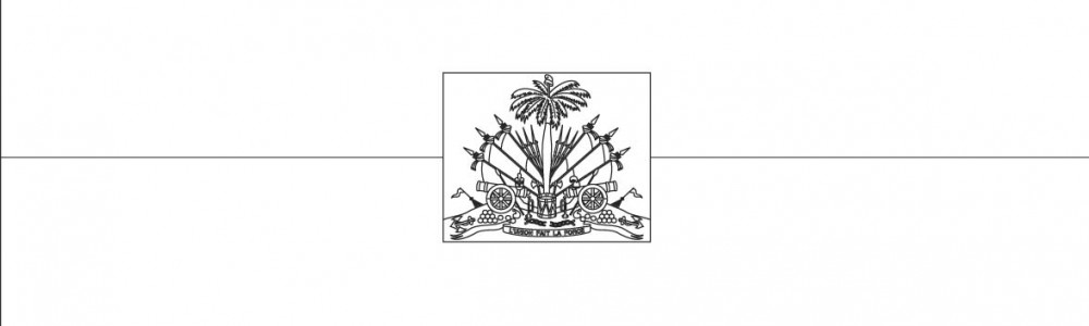 Free Coloring Pages Of Duster Haiti Flag Coloring Page